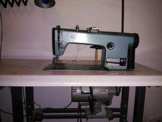 Máquina de coser- guarnecer zapatos. ALFA