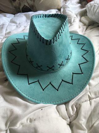 Gorro western cowboy