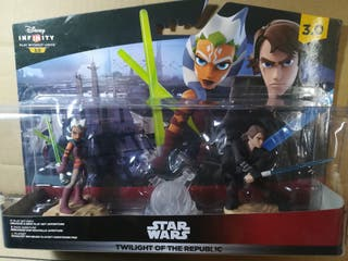 Disney infinity Star Wars Play Set: Episodio I-III