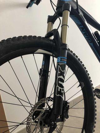 Bicicleta de enduro Giant trancer