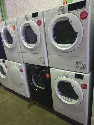 oferta secadoras de 9kg y 8kg nuevas desde 220€