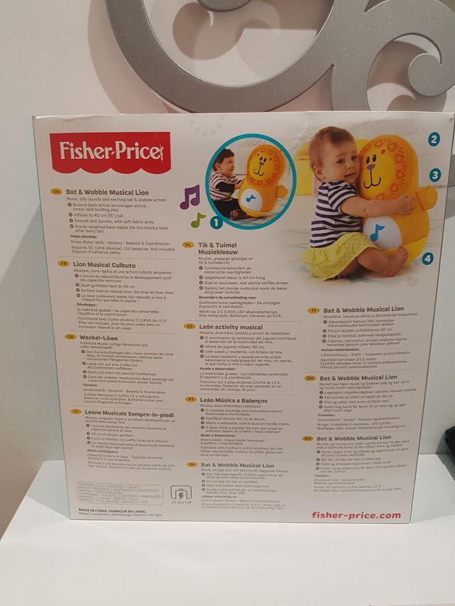 Leon musical activity Fisher Price