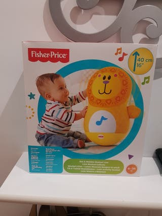 Leon musical activity Fisher Price