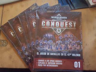 Fasciculos #1 Warhammer Conquest
