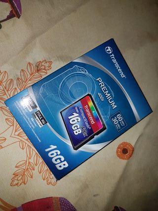 Compact flash Premium 400x 16 GB