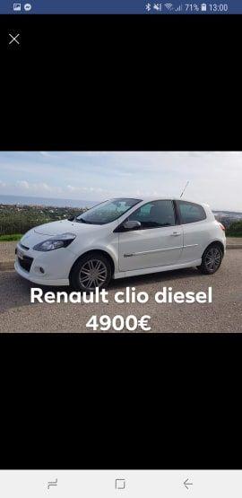 Renault Clio 2011 1,5 diesel