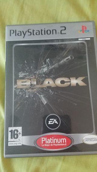 Black para Ps2