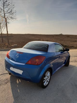 Opel Tigra Cabrio twin top 2005 gasolina 1.4i 16v