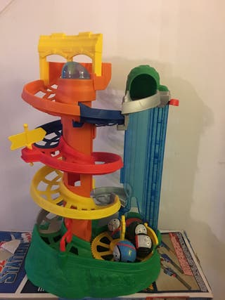 Thomas and friends Raül roller spiral station