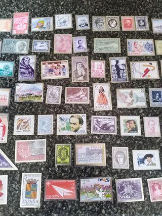 sellos 76 unidades