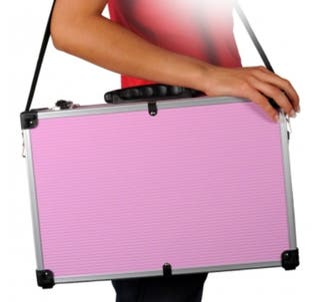maleta maletin multiuso uñas peluquería estética..