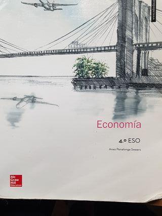 Economía 4° de la ESO.