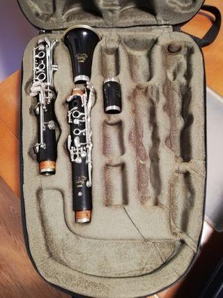 clarinete en la