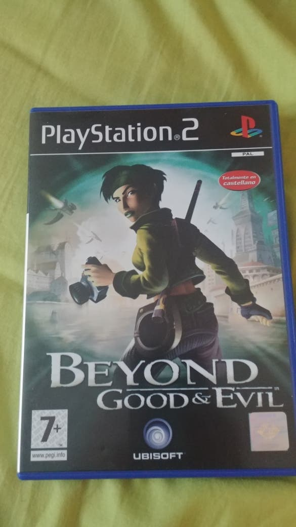 Beyond god & evil para ps2