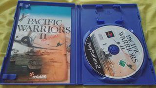 Pacific warriors 2 para Ps2