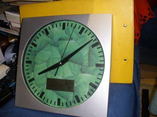 Reloj de pared gj 9168 quartz..almirall