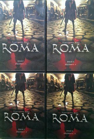 Serie Roma dvd 1ª Temporada