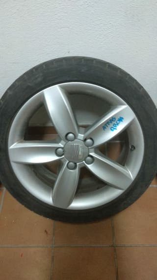 "llantas 17"" originales seat audi vw negociable"