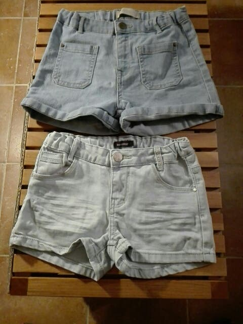 Pantalones Vaqueros Cortos De Nina De 7 8 Anos De Segunda Mano Por 5 En Soto Del Real En Wallapop