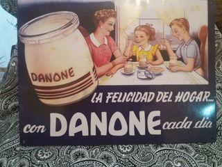 chapa danone