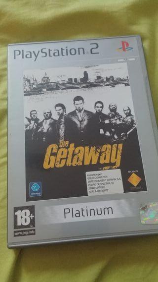 the getaway para ps2