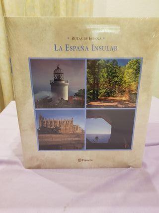 Colección completa ruta de España