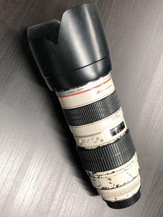 Canon 70-200L 2.8