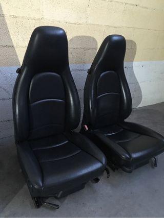 Asientos porsche 911 993