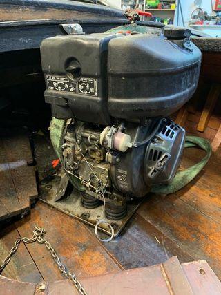 Motor lombardini 15LD 400