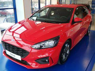 Ford Focus 1.5 Ecoblue 120cv automatico