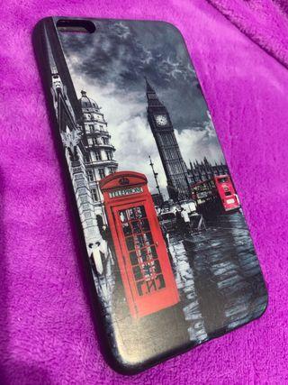 Funda carcasa iPhone 6 Plus Londres