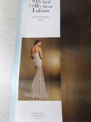 vestido de novia pronovias de segunda mano en la provincia de ciudad