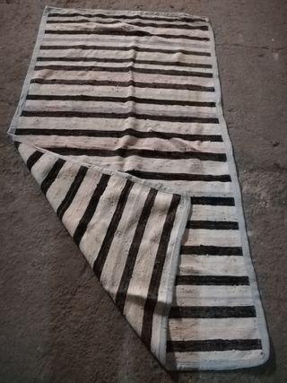 alfombra artesanal