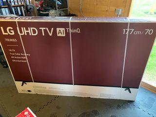 """Televisión LG 70UK6500PLB 70"""" nueva LED UltraHD 4K"""