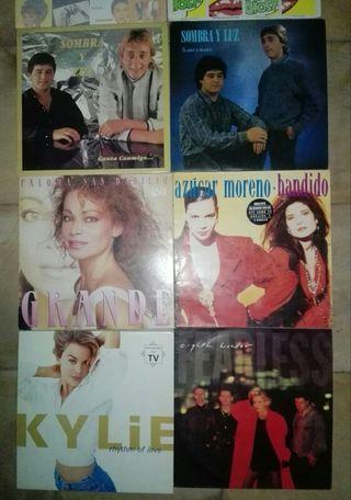 Discos Vinilo LP Single