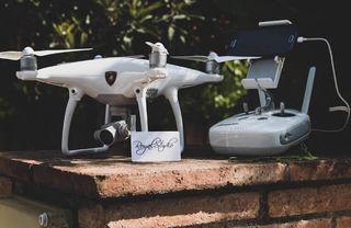 Dron Profesional Phantom 4 Dji 4k