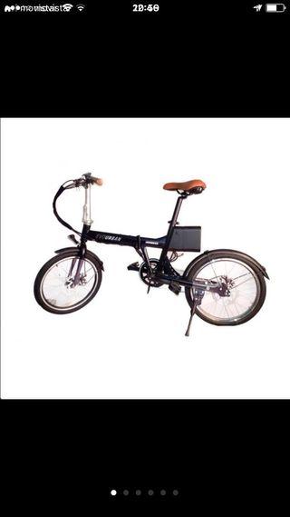Bicicleta eléctrica evourban chollo 375