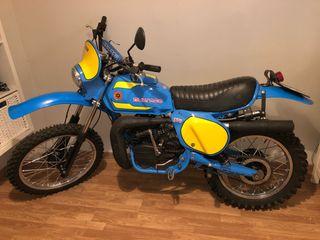 """Bultaco Frontera 370 Mk11 """"A ESTRENAR"""""""