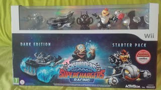 skylanders racing starter pack dark edition