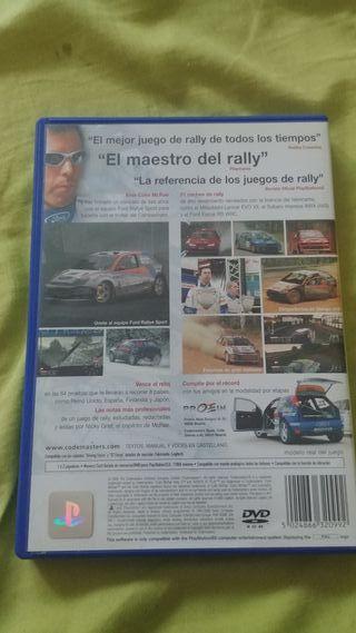 colin mcrae rally 3 para ps2