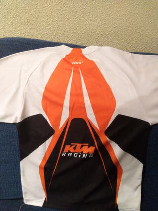 CAMISETA INFANTIL KTM CROSS