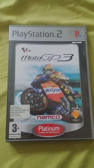 Moto GP 3 para ps2