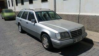 Mercedes 300 TD 5 puertas (familiar). 137. 000 km