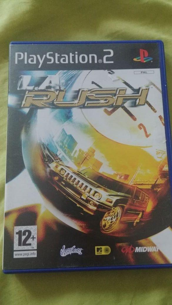 L.A. Rush para Ps2