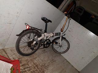bicicleta plegable dahon aniversario