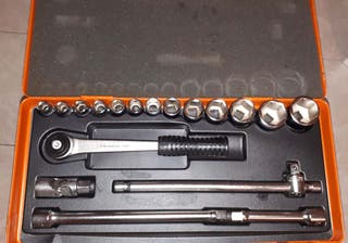 Juego llaves vaso hexag Palmera 257.314/P SIN USO