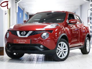 Nissan Juke G XTRONIC N-CONNECTA 86 kW (117 CV)