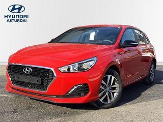 Hyundai i30 1.0 TGDI Go! 88 kW (120 CV)