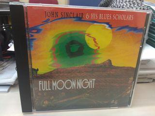 cd John Sinclair homenaje a COLTRANE