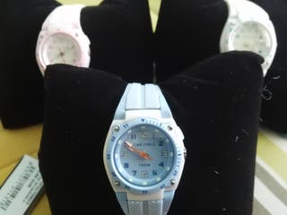 LOTE DE 3 RELOJES TIME FORCE MUJER